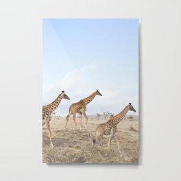 Serengeti I  Metal Print