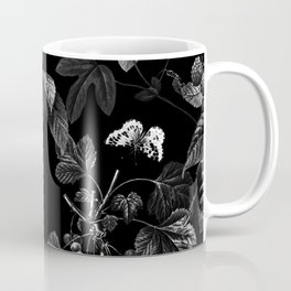 DARK FLOWER Coffee Mug