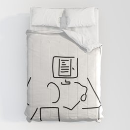 editor technical author script writer Comforters