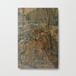 Hunt of Maximilian Metal Print