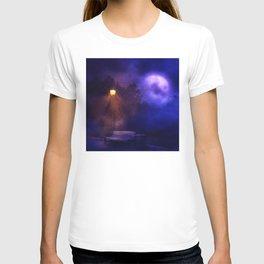 Street Lights in the night T-shirt