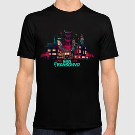 Greetings from San Fransokyo T-shirt