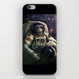 Monkey Space iPhone Skin