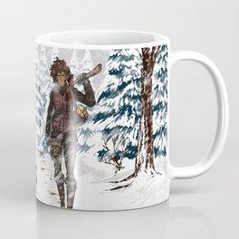 Under the Dead Skies - Snow Coffee Mug
