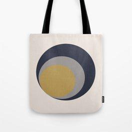 Inverted Circles Tote Bag