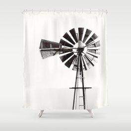 WINDMILL #3 Shower Curtain