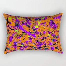 Abstract #901 Rectangular Pillow