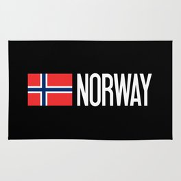 Norway: Norwegian Flag & Norway Rug