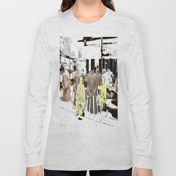 Artists At Work Long Sleeve T-shirt