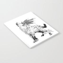 Voodoo Hyena Notebook