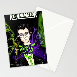 The Re-Animator Stationery Cards