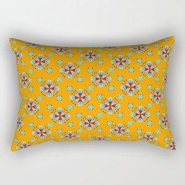 Retro Kitchen Rectangular Pillow