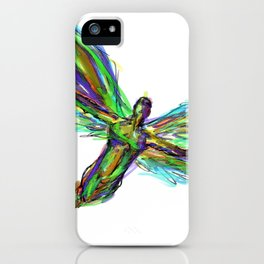 Color Angel iPhone Case