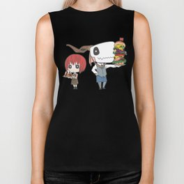 The Ancient Magus' Bride Biker Tank