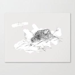 tilly Canvas Print