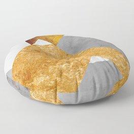 Modern Mountain No6-P2 Floor Pillow