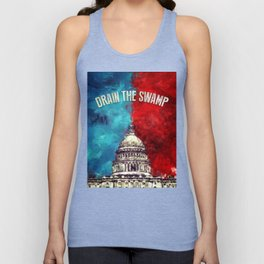 Drain The Swamp Unisex Tank Top