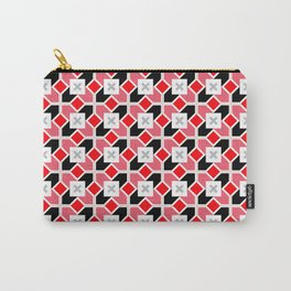Geometric vector seamless pattern Carry-All Pouch
