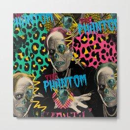 The Phantom Metal Print