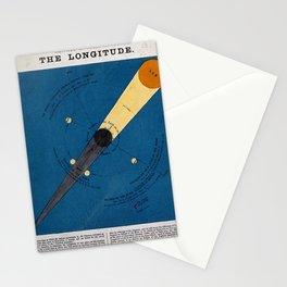 Methods of Ascertaining the Longitude, J Emslie, 1851 Stationery Cards