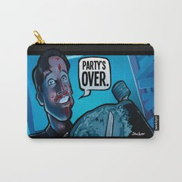 Party's Over Carry-All Pouch