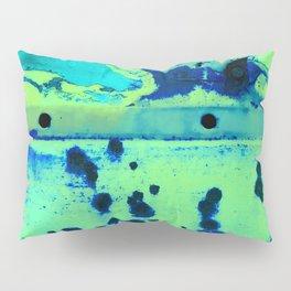 Riddled with Rust Margarita Pillow Sham