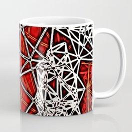 Geometric shadows Coffee Mug
