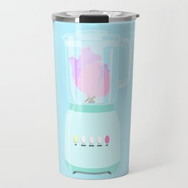 DUN BREAK MY HEART Travel Mug