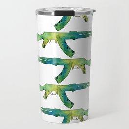 Paint Gun Travel Mug
