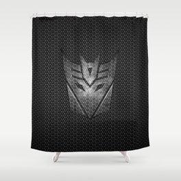 DECEPTICON Shower Curtain