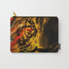 Primal Gaze Carry-All Pouch