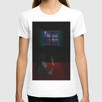 lonely T-shirts featuring Lonely by ElmStStudio