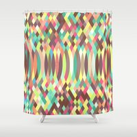 law Shower Curtains featuring Faraday's Law by Donovan Justice