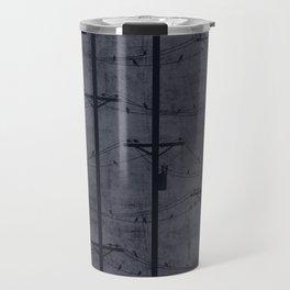 Telephone Poles - DUSK Travel Mug