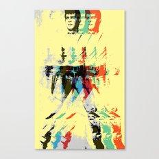 FPJ mello yellow Canvas Print