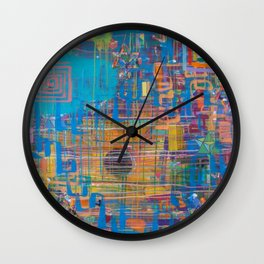 It's the End, It's the Beginning Wall Clock