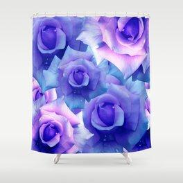 Bouquet de fleur Shower Curtain