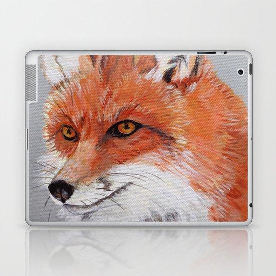 Red Fox Laptop & iPad Skin