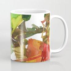 Bananas leaves Mug