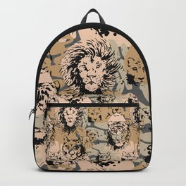 Wild animals Backpack