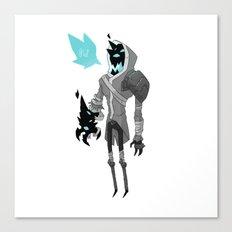 Hood. Canvas Print