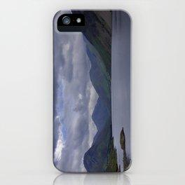Wastwater English Lake District iPhone Case