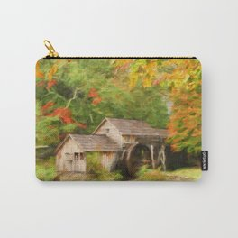 Mabry Mill Autumn Carry-All Pouch