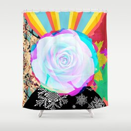 The Four Season  Shower Curtain