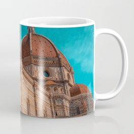 St Marie of Flowers Basilica Firenze Coffee Mug