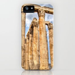 Temple of Zues iPhone Case