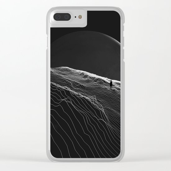 Private version of the world Clear iPhone Case