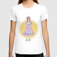 lolita T-shirts featuring Lolita by petitechatnoir