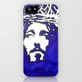 4b-Jesus-Ink iPhone Case