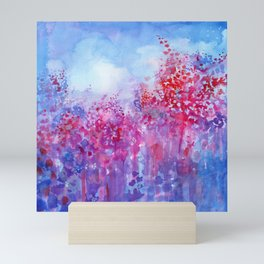 Violet Mini Art Print